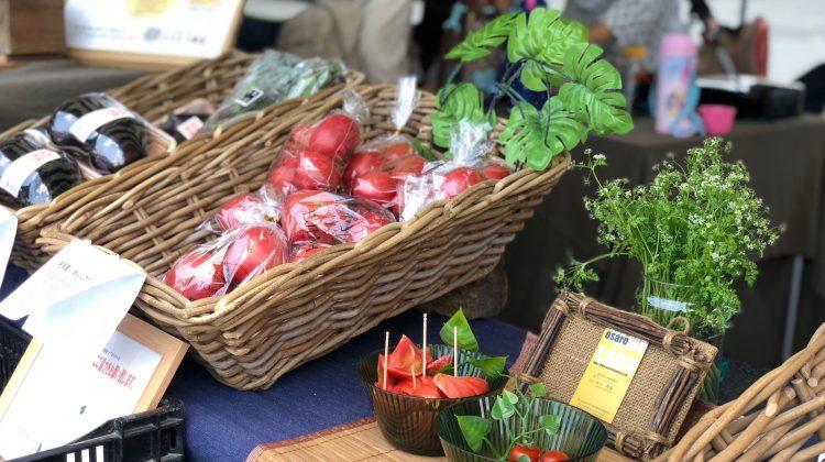 糸島野菜のファーマーズマーケット